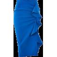 SvetlanaP70 - Юбка синяя с воланом - Skirts -