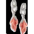 SvetlanaP70 - Серьги коралл - Earrings -