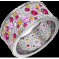 Pokrovsky - Серебряное кольцо Фиеста - Rings - $59.23