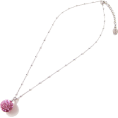 ABISTE(アビステ) - クリスタルボールネックレス/ピンク - Biżuteria - ¥6,930  ~ 53.24€