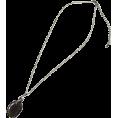 ABISTE(アビステ) - ブラッククリスタルネックレス/ブラック - Jóia - ¥4,725  ~ 36.06€