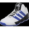 adidas - adidas Men's Commander TD 2 Basketball Shoe Running White/Bright Blue/Black - Sneakers - $44.58