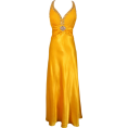 PacificPlex - Beaded Satin Formal Gown - Dresses - $121.99