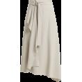 lence59 - asymmetrical skirt - Suknje -