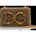 dgia - bag - Clutch bags -