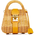 nanawidia - mark cross - Hand bag -