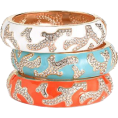 octobermaze  - bangle bracelets - Pulseiras -