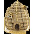 Doozer  - bee hive clutch - Clutch bags -