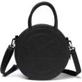 JoanQueens - black bag - Hand bag -