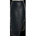 Alizarinna - black skirt - Skirts -