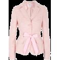 Doña Marisela Hartikainen - Suits Pink - Пиджаки -