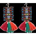 Doozer  - boho earrings - Earrings -