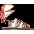 Doozer  - boho sandals - Sandals -