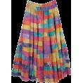 Doozer  - boho skirt - Skirts -