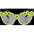 svijetlana - Bryson Sunglasses Green - Sunglasses -