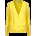 sanja blažević - Cardigans Yellow - Cardigan -