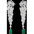 PaoM - cartier panther earrings - Earrings -