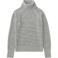HalfMoonRun - cashmere blend turtleneck - Pullovers -