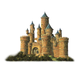 Lisa  - castle - Belt -