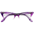 HalfMoonRun - cateye glasses - Eyeglasses -