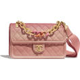 Georgine Dagher - chanel flap bag - Torbice -