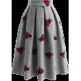 sandra  - chicwish skirt - Skirts -