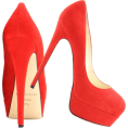 LadyDelish - Cipele Shoes Orange - Cipele -