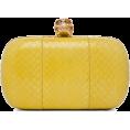 lence59 - clutch bag - Torbe s kopčom -