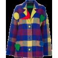 sanja blažević - Jacket - coats Colorful - Jacket - coats -