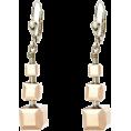 LadyDelish - Coeur De Lion Geo Earrings - Earrings -
