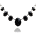 inny lar - Crna Ogrlica - Necklaces -