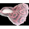 HalfMoonRun - crochet flower bag - Bolsas pequenas -