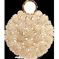 HalfMoonRun - KAYU crochet straw bag - Torbice -