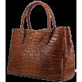 Mirna  - Crocodile Bag - Messenger bags -