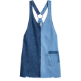 HalfMoonRun - denim dress - Vestiti -