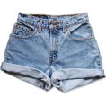Doozer  - denim shorts - Shorts -