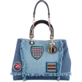 noralyn - dior denim - Hand bag -