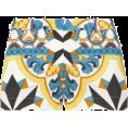 madlen2931 - Shorts Blue - Hlače - kratke -