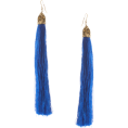 azrych - Earrings Blue - Серьги -