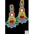 Doozer  - earrings - Brincos -