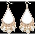 HalfMoonRun - earrings - Naušnice -
