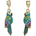 Doña Marisela Hartikainen - Earrings Green - Earrings -