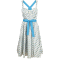 Elena Ekkah - Laura Ashley Dress - Dresses -