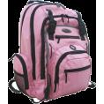 Elena Ekkah - Pink Backpack - Backpacks -