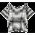 AMERICAN RAG CIE(ラグシー) - アメリカンラグ シー[AMERICAN RAG CIE] ボートネック 5分袖Tシャツネイビー - T-shirts - ¥8,400  ~ $85.46