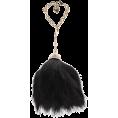 Banner Barrett(バナーバレット) - バナー バレット[Banner Barrett] ファータッセルチャームブラック - Jewelry - ¥7,140  ~ $72.64