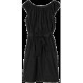 DEUXIEME CLASSE(ドゥーズィエム) - ドゥーズィエム クラス[DEUXIEME CLASSE] 【再入荷】ハイマルチタフタギャザーワンピースブラック - Dresses - ¥38,850  ~ $395.25