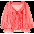JILLSTUART(ジルスチュアート) - ジル スチュアート[JILLSTUART] ブラウスピンク - Long sleeves shirts - ¥14,700  ~ $149.55