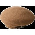 MACKINTOSH PHILOSOPHY - マッキントッシュ フィロソフィー[MACKINTOSH PHILOSOPHY] ベルト付きベレーベージュ - Cap - ¥9,975  ~ $101.48