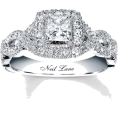 arcadianhaze - engagement diamond ring - Pierścionki -